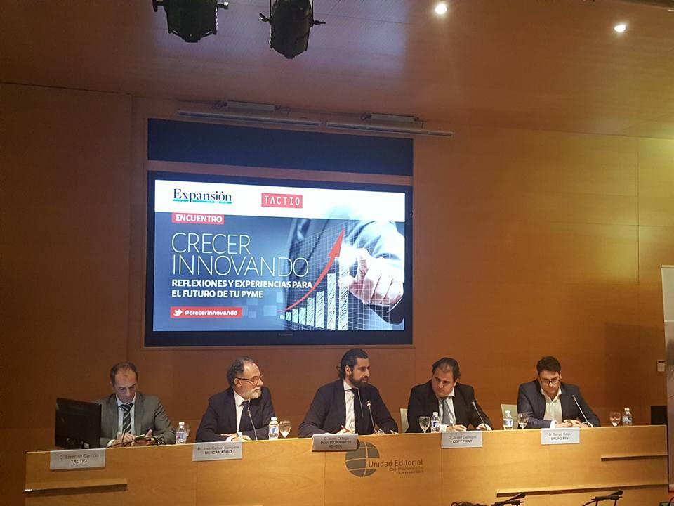 ponencia innovación y crecimiennto