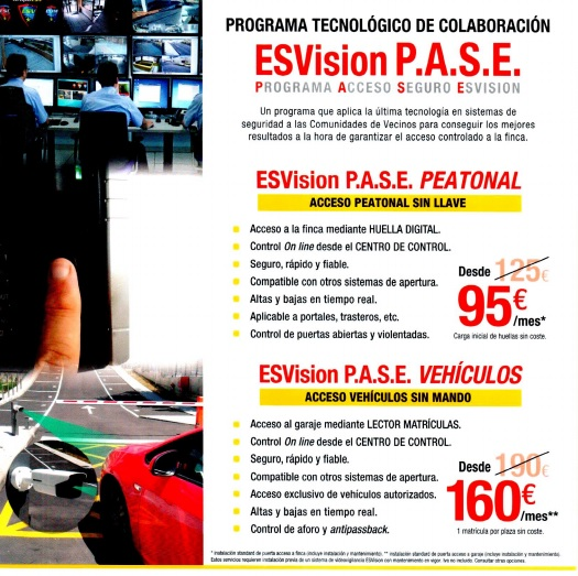 Formula de seguridad P.A.S.E