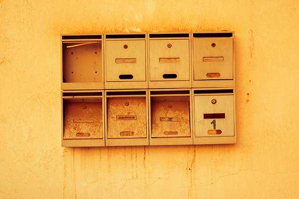 robo de correo