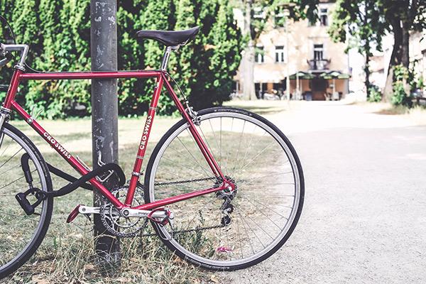 robo de bicicletas